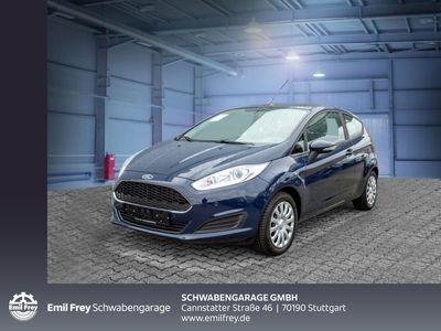gebraucht Ford Fiesta 1.0 Start-Stop Trend Navi PDC Klima