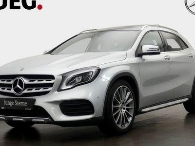 gebraucht Mercedes GLA250 4M AMG