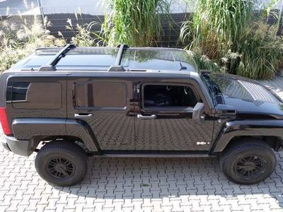 gebraucht Hummer H3 Luxury Edition, SCHWARZ, nur 115.478 km