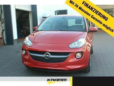 gebraucht Opel Adam 1.2 Jam Klima-AT*PDC*Intellilink*Sichtpaket