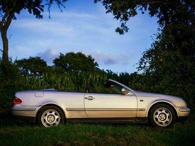 gebraucht Mercedes CLK200 Cabrio (W208)