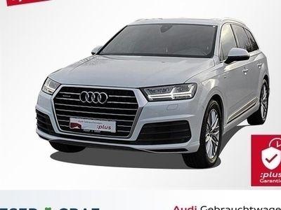 gebraucht Audi Q7 3.0TDI 3x S line/LED/Bose3D/Pano/Leder