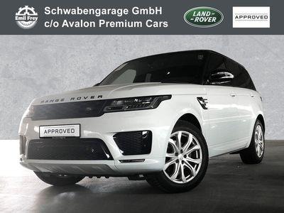 gebraucht Land Rover Range Rover Sport SDV6 HSE Dynamic *ACC*Pano*Black