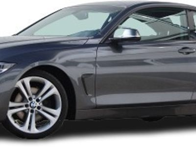gebraucht BMW 430 430 d Coupé Navi HiFi PDC Memory Klima