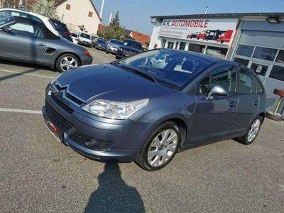 gebraucht Citroën C4 Lim. VTR Plus/KLIMA/PDC/TEMPOMAT/AHK/EURO-4