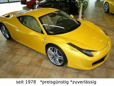 gebraucht Ferrari 458 Italia *1. Hand+MwSt. awb.+CH-Fzg.+Neuzust.* als Sportwagen/Coupé in Oberteuringen