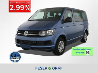 gebraucht VW Multivan T6Trendline 2.0 TDI AHK ACC PDC Climatro