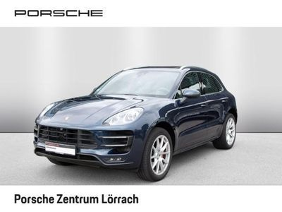 used Porsche Macan Turbo Turbo