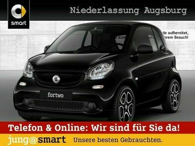gebraucht Smart ForTwo Coupé 66kW passion Komfort