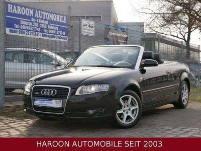 gebraucht Audi A4 Cabriolet 2.0 TDI/S-LINE/NAVI/XENON/PDC/SHZ/