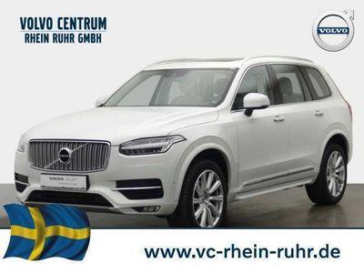 gebraucht Volvo XC90 Inscription AWD D5 - DAB, Standh, Schiebed, Kamera, Parkassistent 10