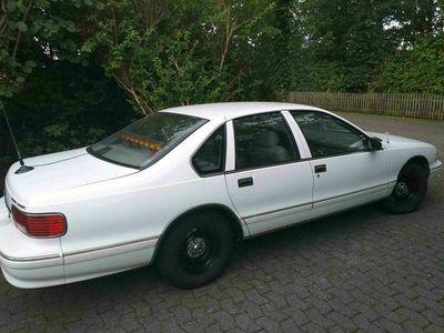 gebraucht Chevrolet Caprice 9c1 LT1 Ex-police Bj95 Tüv