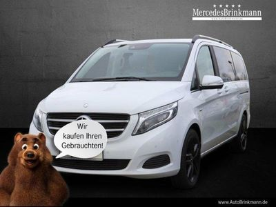 gebraucht Mercedes V250 d AVANTGARDE EDITION Lang Comand/LED/SHZ/Kamera