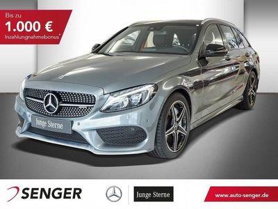 used Mercedes C43 AMG Mercedes-AMG4MATIC T +PANO+KAMERA+STANDH+