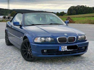gebraucht BMW 325 Cabriolet CL - Gepflegter Zustand inkl...