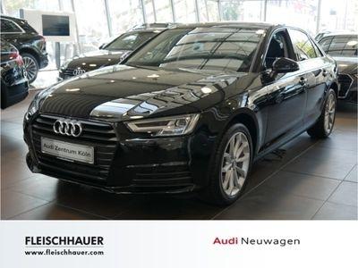 gebraucht Audi A4 40 TFSI 2.0 NAVI TEMPOMAT KLIMA SHZ PDC