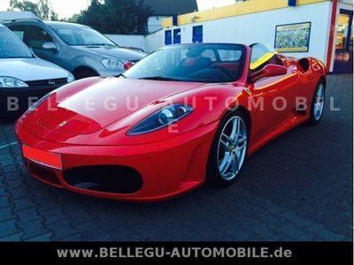 gebraucht Ferrari F430 Spider F1*VOLL SCHECKHEFT FRANKFURT