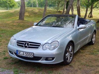 gebraucht Mercedes CLK280