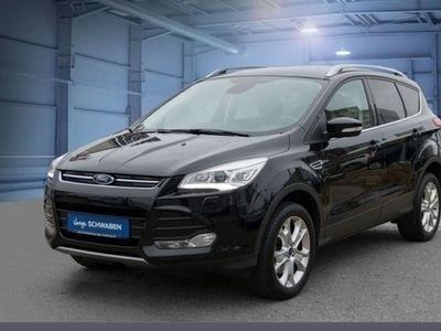 gebraucht Ford Kuga 2.0 TDCi 4x4 Aut. Titanium XENON PDC SHZ BT