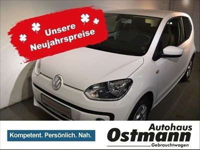gebraucht VW up! up! move up!1.0 Klima*PDC*SHZ