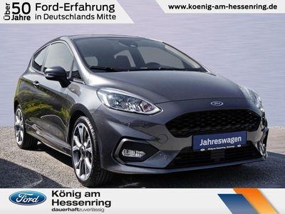 gebraucht Ford Fiesta STLine 1.0 EB 140PS+Navi+Klimaaut.+ParkP