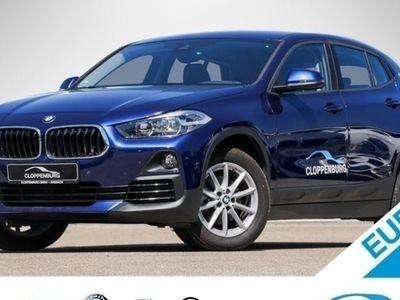 gebraucht BMW X2 sDrive18d Advantage NAVI TEMPOMAT SITZHZG PDC
