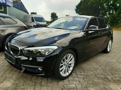 gebraucht BMW 125 Coupé d Advantage/AHK/Navi/AUT als Sportwagen/ in Sedelsberg