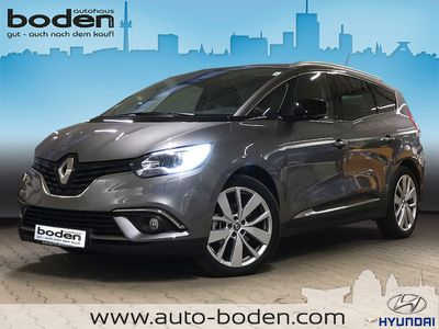 gebraucht Renault Grand Scénic LIMITED Deluxe BLUE dCi 120 NAVI SH