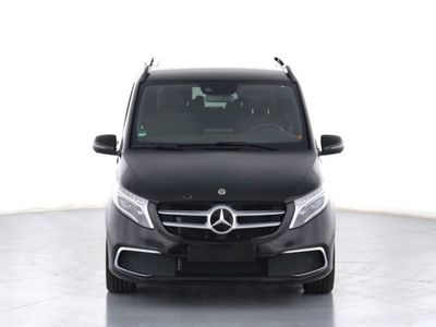 gebraucht Mercedes V300 d Exclusive lang AHK Standh Pano Distr
