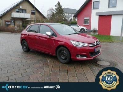 gebraucht Citroën C4 Selection 1.6 BlueHDi FAP 120*Klima*Temp.*