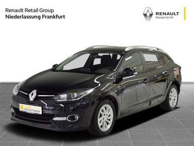 gebraucht Renault Mégane GrandTour III LIMITED dCi 110 Automatic,