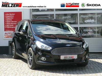 gebraucht Ford S-MAX 2.0 TDCi +AHK+Navi+
