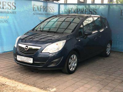 gebraucht Opel Meriva B Edition / Euro5 / TÜV 08-2021
