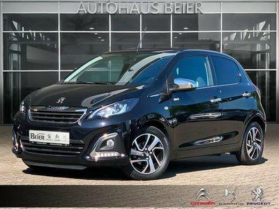 gebraucht Peugeot 108 1.2 PureTech Style TOP *SHZ *KAM *KLIMA