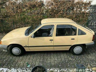 gebraucht Opel Kadett 1986selten in der Farbe