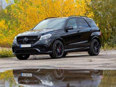 gebraucht Mercedes GLE63 AMG GLE 63 AMGS 4Matic Vollleder Klima Luftfederung