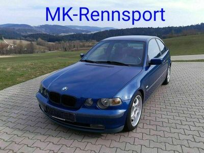 gebraucht BMW 325 3er-Reihe E46 Compact ti TÜV NE...