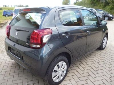 gebraucht Peugeot 108 1.hd,Klima,Bluetooth ,USB Start-Stop,ESp