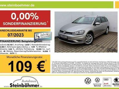 gebraucht VW Golf Variant JOIN Navi ACC Alu 17 Lenkradheizung