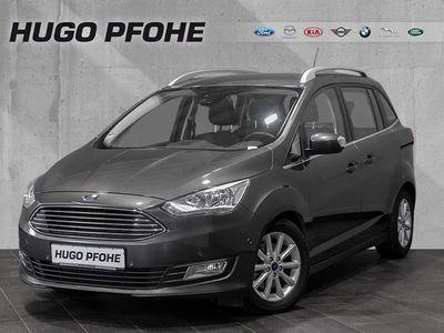 gebraucht Ford Grand C-Max Titanium 1,5 EcoBoost 110kW Kompaktvan, 5-türig