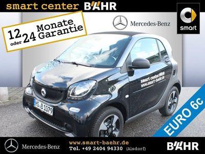 gebraucht Smart ForTwo Coupé Cool&Audio/Klimaautomatik / Einparkhilfe pure/BC