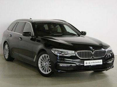 gebraucht BMW 530 iA T NaviProf,LED,HUD,Sportsi,Lea.o.Anz.418,-
