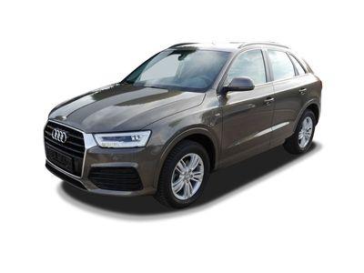 gebraucht Audi Q3 2.0 TFSI QUATTRO * S-TRONIC * S-LINE EXTERIEUR * LED-SCHEINWERFER * NAVIGATIONSPAKET