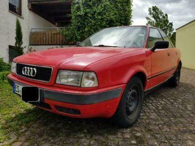 "used Audi 80 B4, ""Rote Rakete"""
