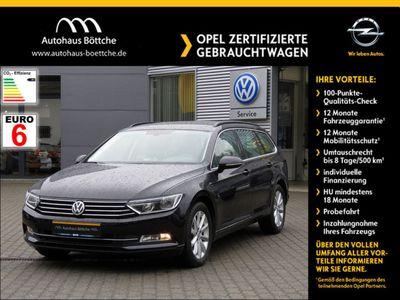 gebraucht VW Passat Variant 2.0 TDI KLIMA PDC SHZ NAVI ACC