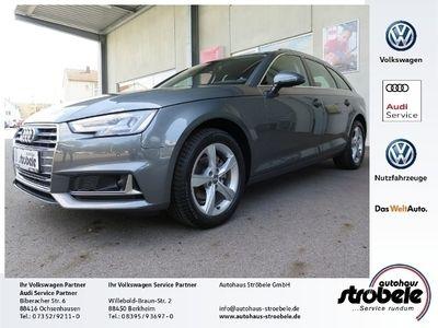 gebraucht Audi A4 AVANT SPORT 2.0 LED NAVI ASSISTENSPAKET