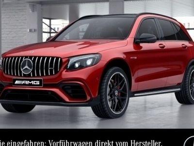 gebraucht Mercedes GLC63 AMG S 4-M AMG Driversp Fahrass Airmat COMAND