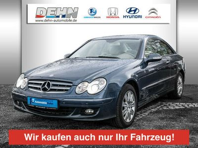 käytetty Mercedes CLK280 Automatik Elegance Xenon/Navi/PDC