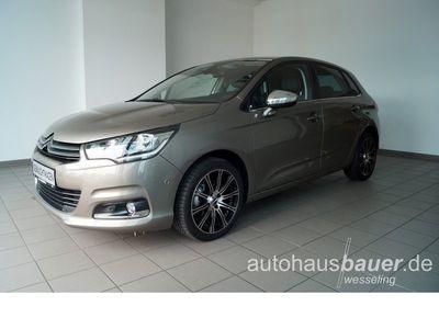 gebraucht Citroën C4 Selection 1.2 Puretech 130 96 kW 6-Gang