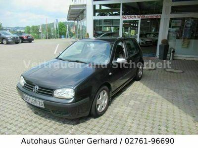 gebraucht VW Golf IV EDITION NUR AN HäNDLER ODER EXPORT